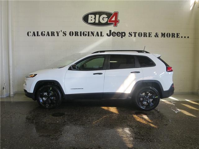 2018 Jeep Cherokee Sport (Stk: L275) in Calgary - Image 1 of 6