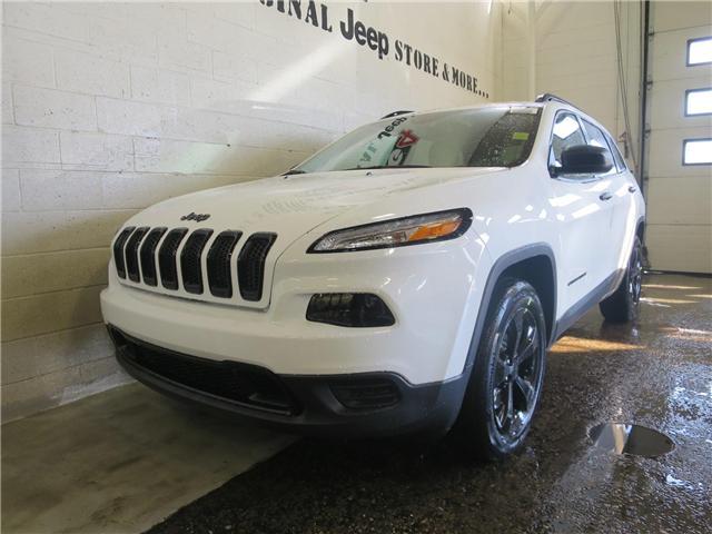 2018 Jeep Cherokee Sport (Stk: L275) in Calgary - Image 2 of 6