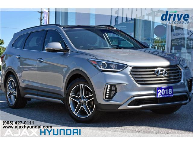 2018 Hyundai Santa Fe XL Ultimate (Stk: 18906) in Ajax - Image 1 of 31