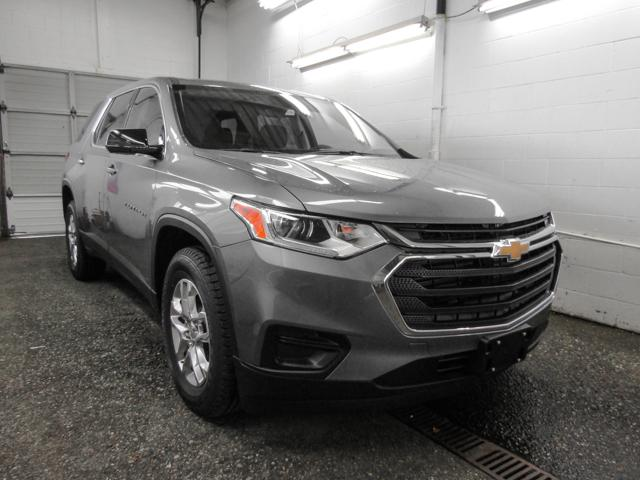 2019 Chevrolet Traverse LS (Stk: Y9-52840) in Burnaby - Image 2 of 13