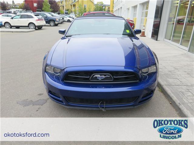 2014 Ford Mustang V6 Premium (Stk: JK-270A) in Okotoks - Image 2 of 20