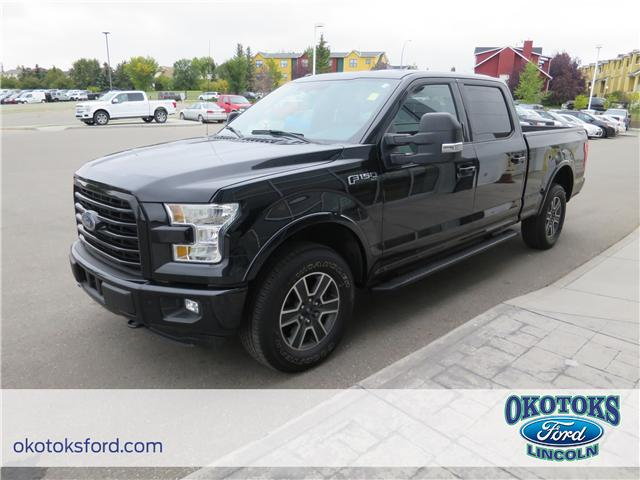2016 Ford F-150 XLT (Stk: JK-343A) in Okotoks - Image 1 of 21