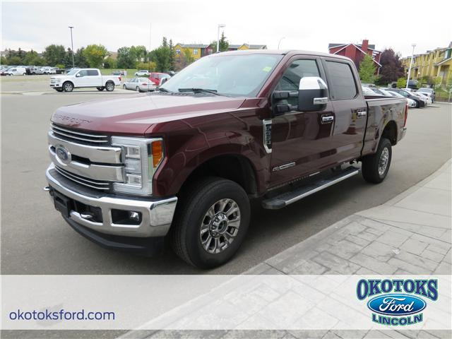 2017 Ford F-350 Lariat (Stk: JK-416A) in Okotoks - Image 1 of 20