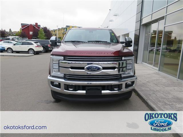 2017 Ford F-350 Lariat (Stk: JK-416A) in Okotoks - Image 2 of 20