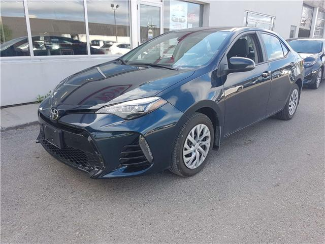 2018 Toyota Corolla SE (Stk: A01528) in Guelph - Image 1 of 1