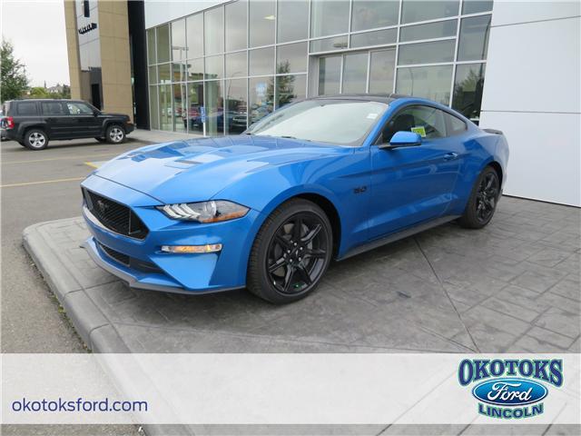 2019 Ford Mustang  (Stk: KK-14) in Okotoks - Image 1 of 5