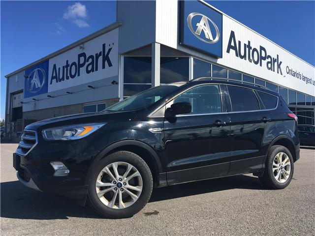 2017 Ford Escape SE (Stk: 17-91965RJB) in Barrie - Image 1 of 23