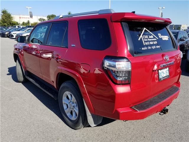 2016 Toyota 4Runner SR5 (Stk: 098E1269) in Ottawa - Image 3 of 27