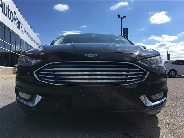 2017 Ford Fusion SE (Stk: 17-39415RJB) in Barrie - Image 2 of 24
