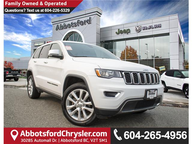 2017 Jeep Grand Cherokee Limited (Stk: AB0734A) in Abbotsford - Image 1 of 27
