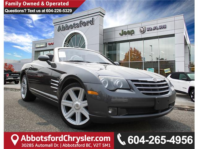 2005 Chrysler Crossfire Limited (Stk: J202792B) in Abbotsford - Image 1 of 18