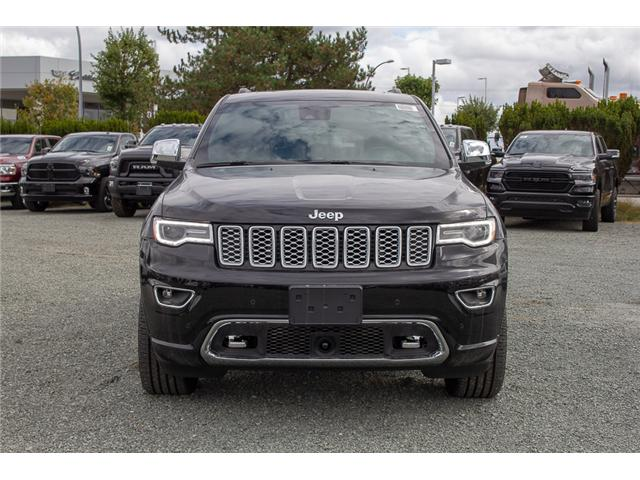 2018 Jeep Grand Cherokee Overland (Stk: J449273) in Abbotsford - Image 2 of 23