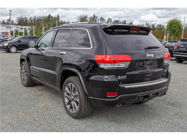 2018 Jeep Grand Cherokee Overland (Stk: J449273) in Abbotsford - Image 5 of 23