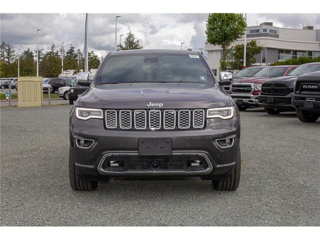 2018 Jeep Grand Cherokee Overland (Stk: J449275) in Abbotsford - Image 2 of 27