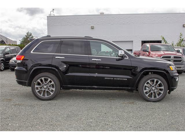 2018 Jeep Grand Cherokee Overland (Stk: J449273) in Abbotsford - Image 8 of 23