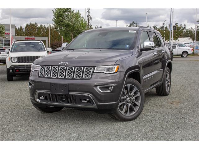 2018 Jeep Grand Cherokee Overland (Stk: J449275) in Abbotsford - Image 3 of 27