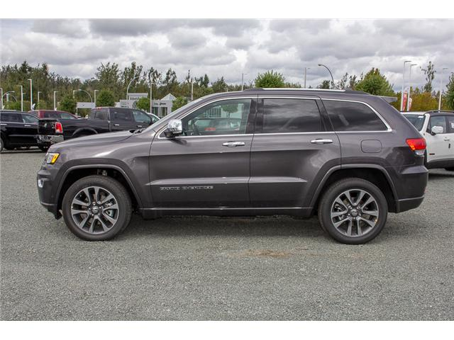 2018 Jeep Grand Cherokee Overland (Stk: J449275) in Abbotsford - Image 4 of 27
