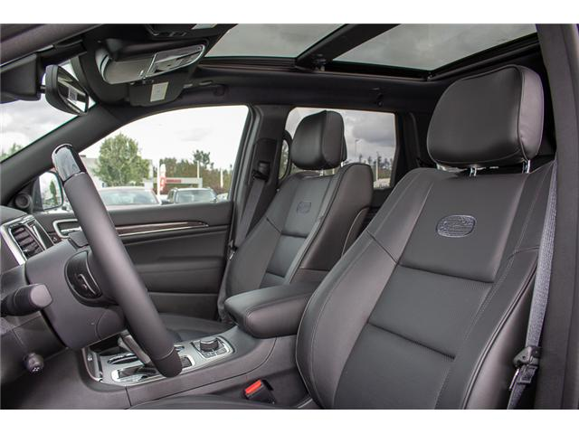 2018 Jeep Grand Cherokee Overland (Stk: J449273) in Abbotsford - Image 10 of 23