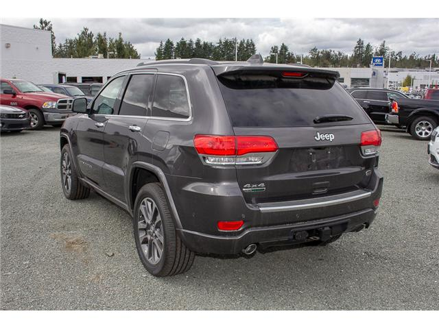 2018 Jeep Grand Cherokee Overland (Stk: J449275) in Abbotsford - Image 5 of 27