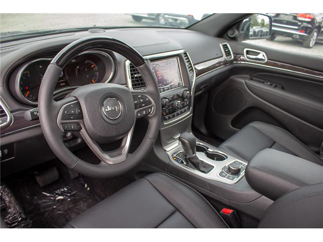 2018 Jeep Grand Cherokee Overland (Stk: J449273) in Abbotsford - Image 11 of 23