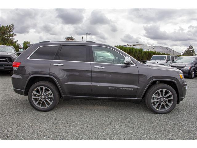 2018 Jeep Grand Cherokee Overland (Stk: J449275) in Abbotsford - Image 8 of 27