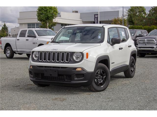 2018 Jeep Renegade Sport (Stk: JH52673) in Abbotsford - Image 3 of 23