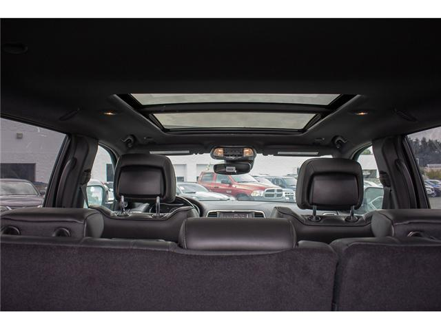 2018 Jeep Grand Cherokee Overland (Stk: J449275) in Abbotsford - Image 10 of 27