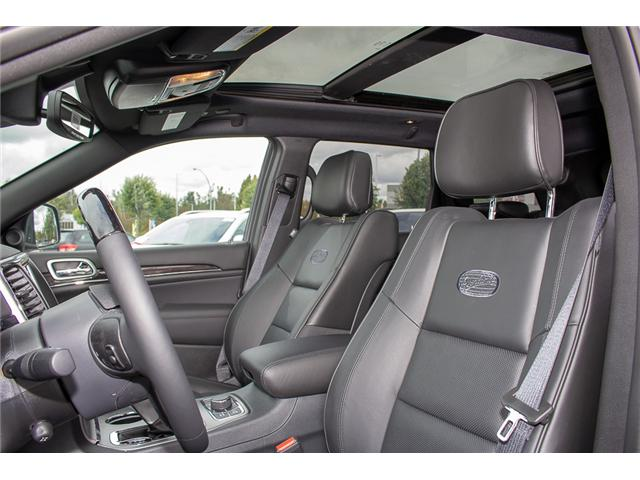 2018 Jeep Grand Cherokee Overland (Stk: J449275) in Abbotsford - Image 11 of 27