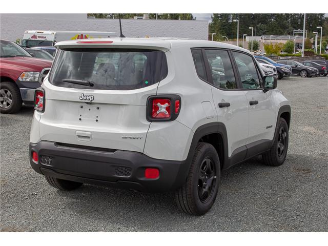 2018 Jeep Renegade Sport (Stk: JH52673) in Abbotsford - Image 7 of 23