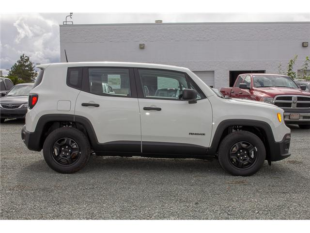 2018 Jeep Renegade Sport (Stk: JH52673) in Abbotsford - Image 8 of 23