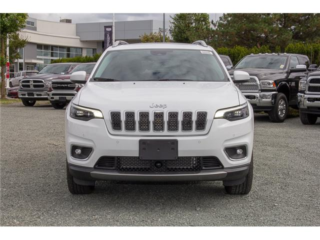 2019 Jeep Cherokee Limited (Stk: K277998) in Abbotsford - Image 2 of 24