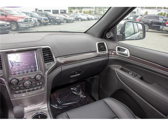 2018 Jeep Grand Cherokee Overland (Stk: J449275) in Abbotsford - Image 15 of 27