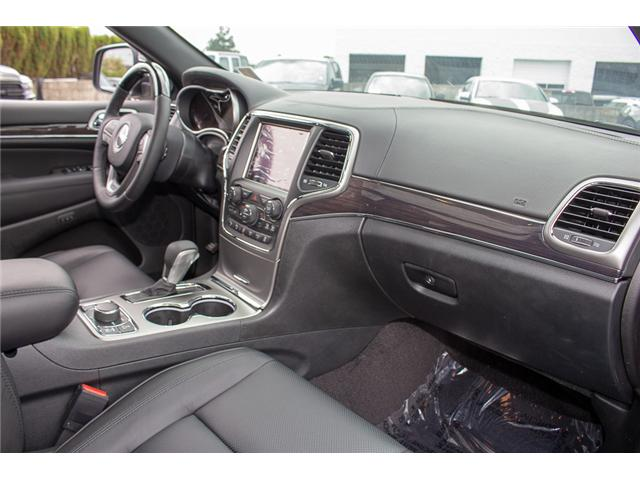 2018 Jeep Grand Cherokee Overland (Stk: J449275) in Abbotsford - Image 17 of 27