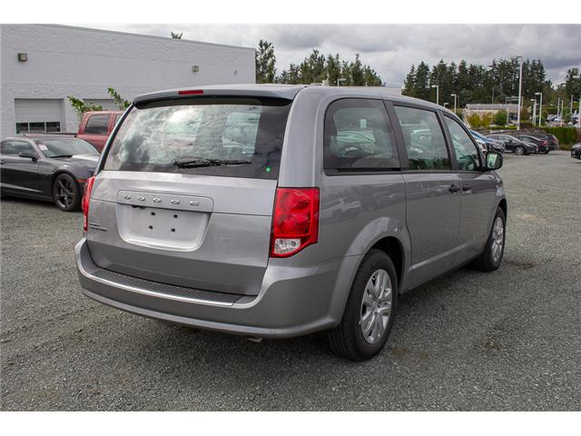 2019 Dodge Grand Caravan CVP/SXT (Stk: K509240) in Abbotsford - Image 7 of 23