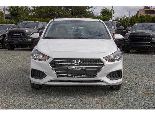 2019 Hyundai Accent Preferred (Stk: KA046170) in Abbotsford - Image 2 of 22