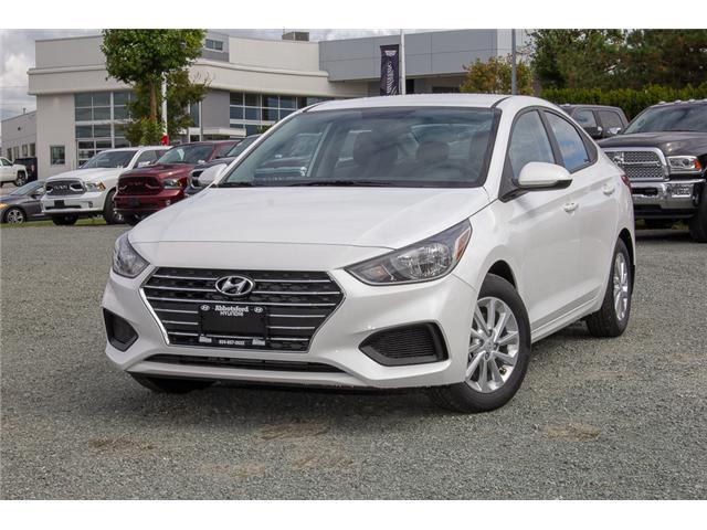 2019 Hyundai Accent Preferred (Stk: KA046170) in Abbotsford - Image 3 of 22