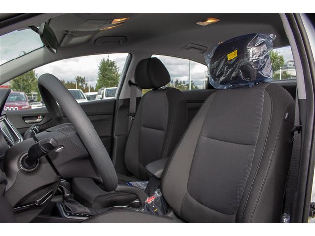 2019 Hyundai Accent Preferred (Stk: KA046170) in Abbotsford - Image 9 of 22