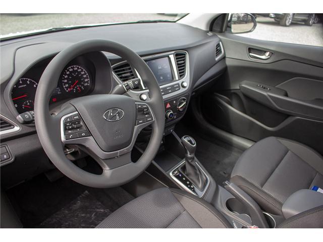 2019 Hyundai Accent Preferred (Stk: KA046170) in Abbotsford - Image 10 of 22