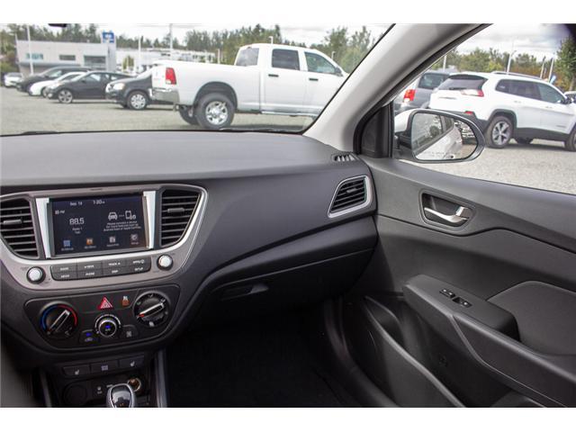 2019 Hyundai Accent Preferred (Stk: KA046170) in Abbotsford - Image 13 of 22