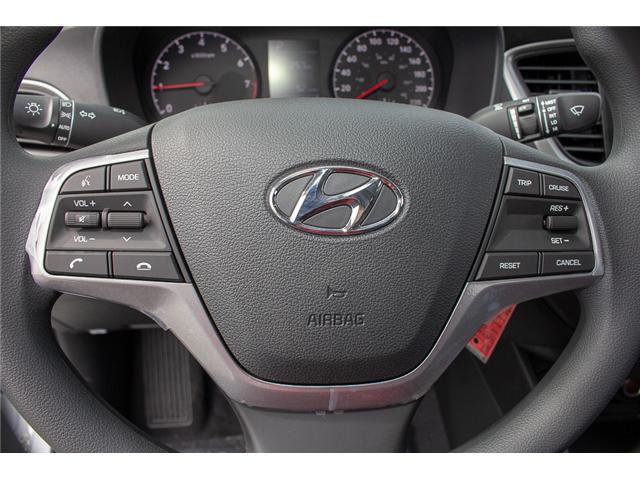 2019 Hyundai Accent Preferred (Stk: KA046170) in Abbotsford - Image 15 of 22