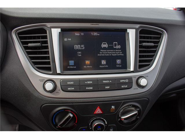 2019 Hyundai Accent Preferred (Stk: KA046170) in Abbotsford - Image 17 of 22