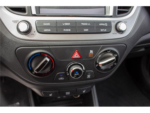 2019 Hyundai Accent Preferred (Stk: KA046170) in Abbotsford - Image 19 of 22