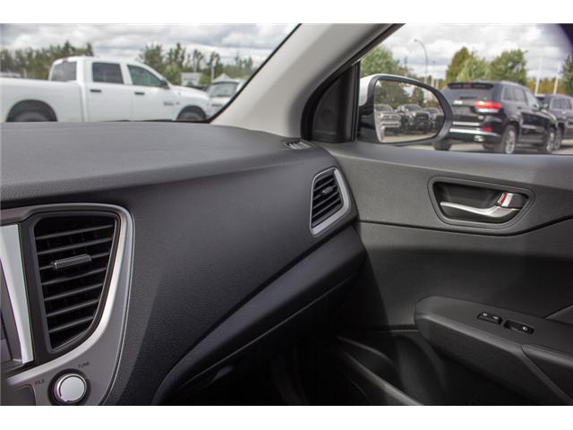 2019 Hyundai Accent Preferred (Stk: KA046170) in Abbotsford - Image 21 of 22