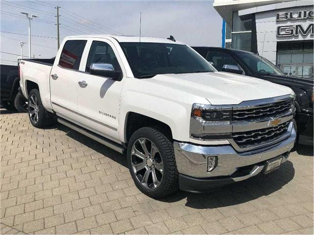 2018 Chevrolet Silverado 1500 1LZ (Stk: 169388) in Richmond Hill - Image 1 of 5