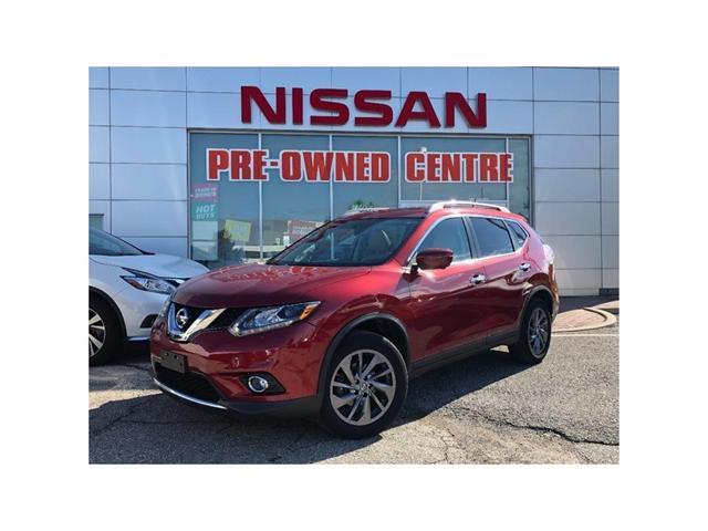 2016 Nissan Rogue SL Premium (Stk: U2985) in Scarborough - Image 1 of 25