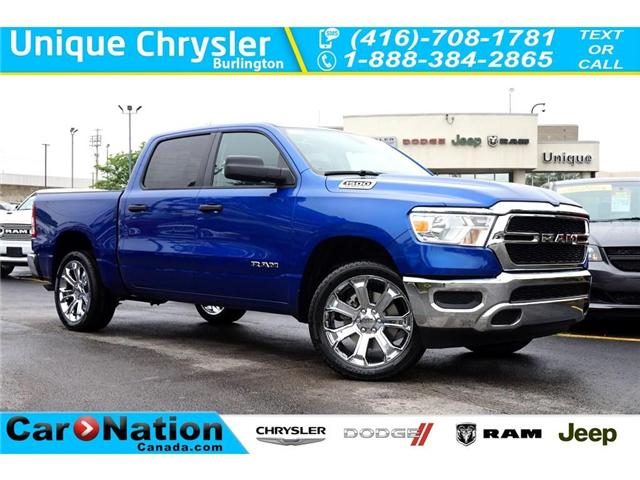 2019 RAM 1500 5.7HEMI| 4X4| UPGRADED WHEELS| SXT| TRADESMAN GRP (Stk: NOU-542442-K123) in Burlington - Image 1 of 30