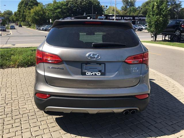 2016 Hyundai Santa Fe Sport 2.0T SE (Stk: 27476B) in East York - Image 2 of 29