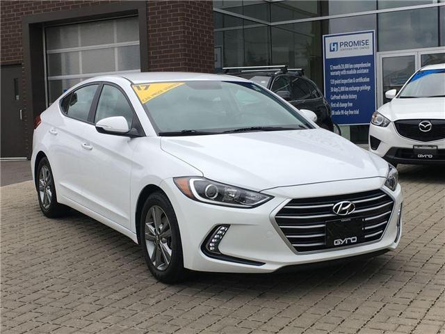 2017 Hyundai Elantra GL (Stk: H3985) in Toronto - Image 1 of 28