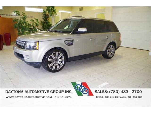 2012 Land Rover Range Rover Sport Supercharged (Stk: 7921) in Edmonton - Image 1 of 19