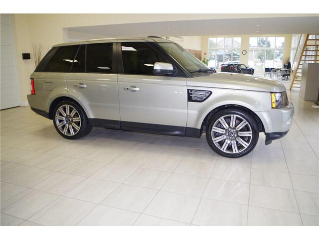 2012 Land Rover Range Rover Sport Supercharged (Stk: 7921) in Edmonton - Image 2 of 19
